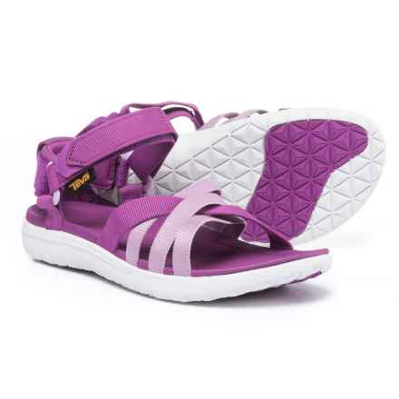 Teva Sanborn Sport Sandals (For Women) in Purple - Closeouts