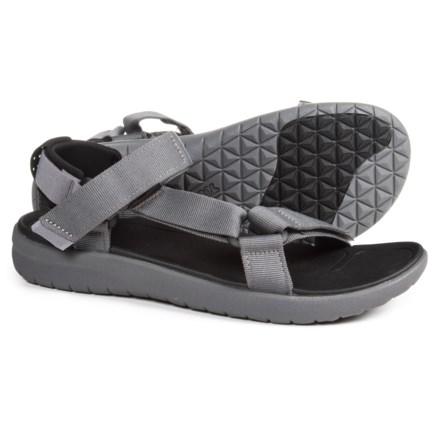 e9c1a09d135b Teva Sanborn Universal Sport Sandals (For Men) in Grey - Closeouts