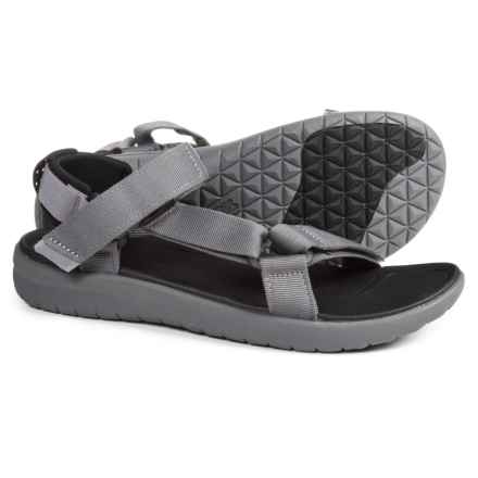 Teva Sanborn Universal Sport Sandals (For Men) in Grey - Closeouts