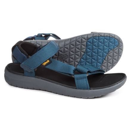 112cc4a61 Teva Sanborn Universal Sport Sandals (For Men) in Navy - Closeouts