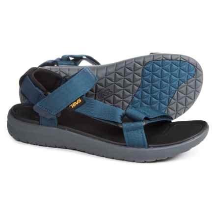 Teva Sanborn Universal Sport Sandals (For Men) in Navy - Closeouts