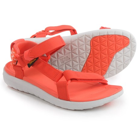 Teva Sanborn Universal Sport Sandals (For Women) in Tiger Lily