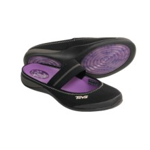 Teva Sidra Shoes - Slip-Ons (For Women) in Black - Closeouts