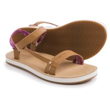 Teva Slim Universal Sandals (For Women) in Tan - Closeouts