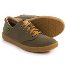 Teva Sterling Lace Canvas Shoes (For Men) in Olive - Closeouts