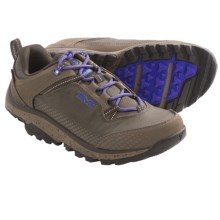 Teva Surge eVent® Trail Shoes - Waterproof (For Women) in Black/Olive - Closeouts