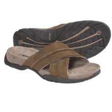 Teva Sutter Creek Sandals (For Men) in Cigar - Closeouts