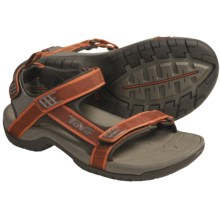 Teva Tanza Sport Sandals (For Men) in Bombay Brown - Closeouts