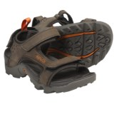 Teva Tanza Sport Sandals - Leather (For Kids)