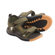 Teva Tanzium Sport Sandals (For Infants) in Olive/Camouflage - Closeouts