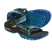 Teva Terra FI 3 Sport Sandals (For Men) in Norwich Turkish Sea - Closeouts