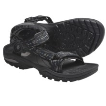 Teva Terra FI 3 Sport Sandals (For Men) in Sine Midnight - Closeouts
