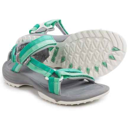 Teva Terra Fi Lite Sandals (For Women) in Aqua - Closeouts
