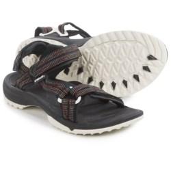 Teva Terra Fi Lite Sandals (For Women) in City Lights Black Multi