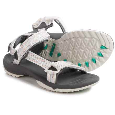 Teva Terra Fi Lite Sandals (For Women) in City Lights White Multi - Closeouts