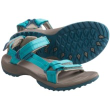 Teva Terra Fi Lite Sandals (For Women) in Lake Blue - Closeouts