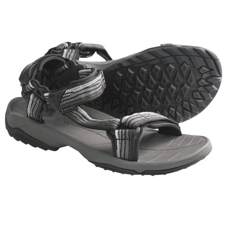 Teva Terra Fi Lite Sport Sandals (For Men) in Docker Grey