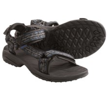 Teva Terra Fi Lite Sport Sandals (For Men) in Firetread Midnight - Closeouts