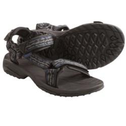 Teva Terra Fi Lite Sport Sandals (For Men) in Firetread Midnight