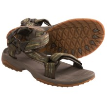 Teva Terra Fi Lite Sport Sandals (For Men) in Glacier Olive - Closeouts