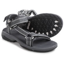 Teva Terra Fi Lite Sport Sandals (For Men) in Guell Black/Grey - Closeouts