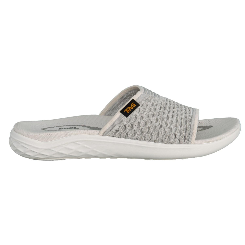 d4de17aacafe Teva Terra-Float 2 Knit Slide Sandals (For Women) - Save 50%