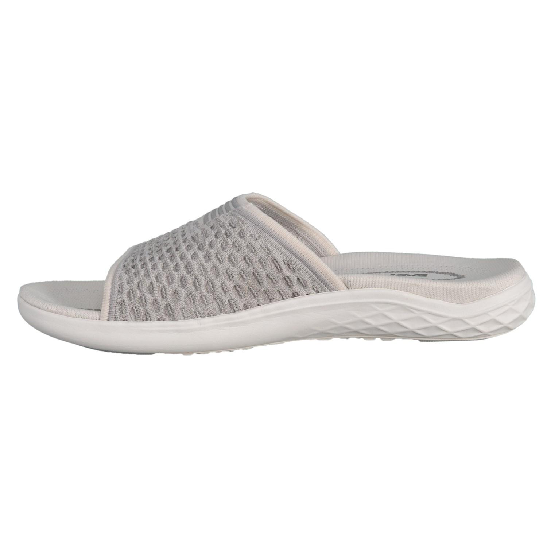 0b847d407 Teva Terra-Float 2 Knit Slide Sandals (For Women) - Save 50%