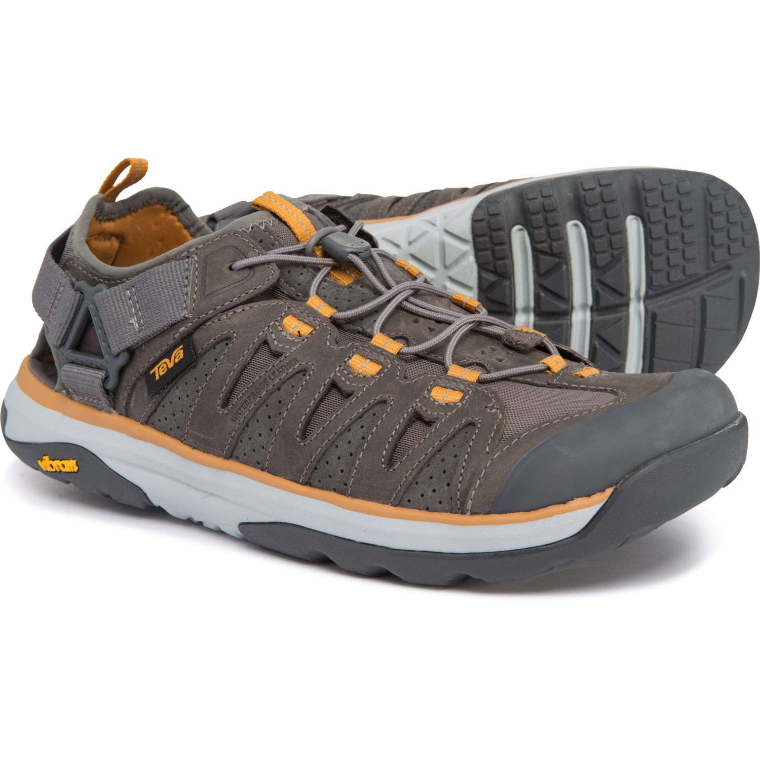 77225f56e Teva Terra-Float Active Lace Water Shoes (For Men) in Charcoal Grey