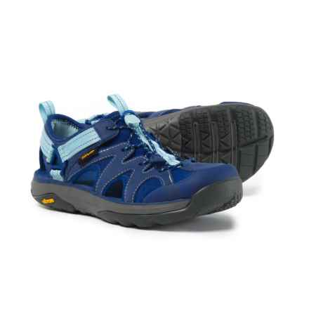 Teva Terra-Float Active Lace Water Shoes (For Women) in Blue - Closeouts