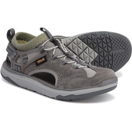 07e5bcee7af5ff Teva Terra-Float Active Lace Water Shoes (For Women) in Smoked Pearl -