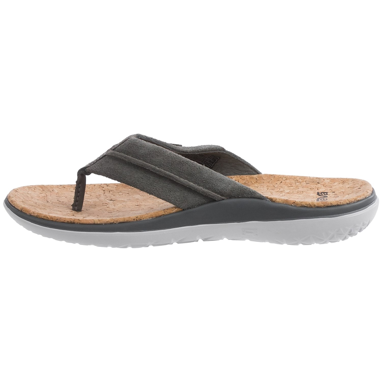 7f9da85546d873 Teva Terra-Float Flip Lux Sandals (For Men) - Save 72%