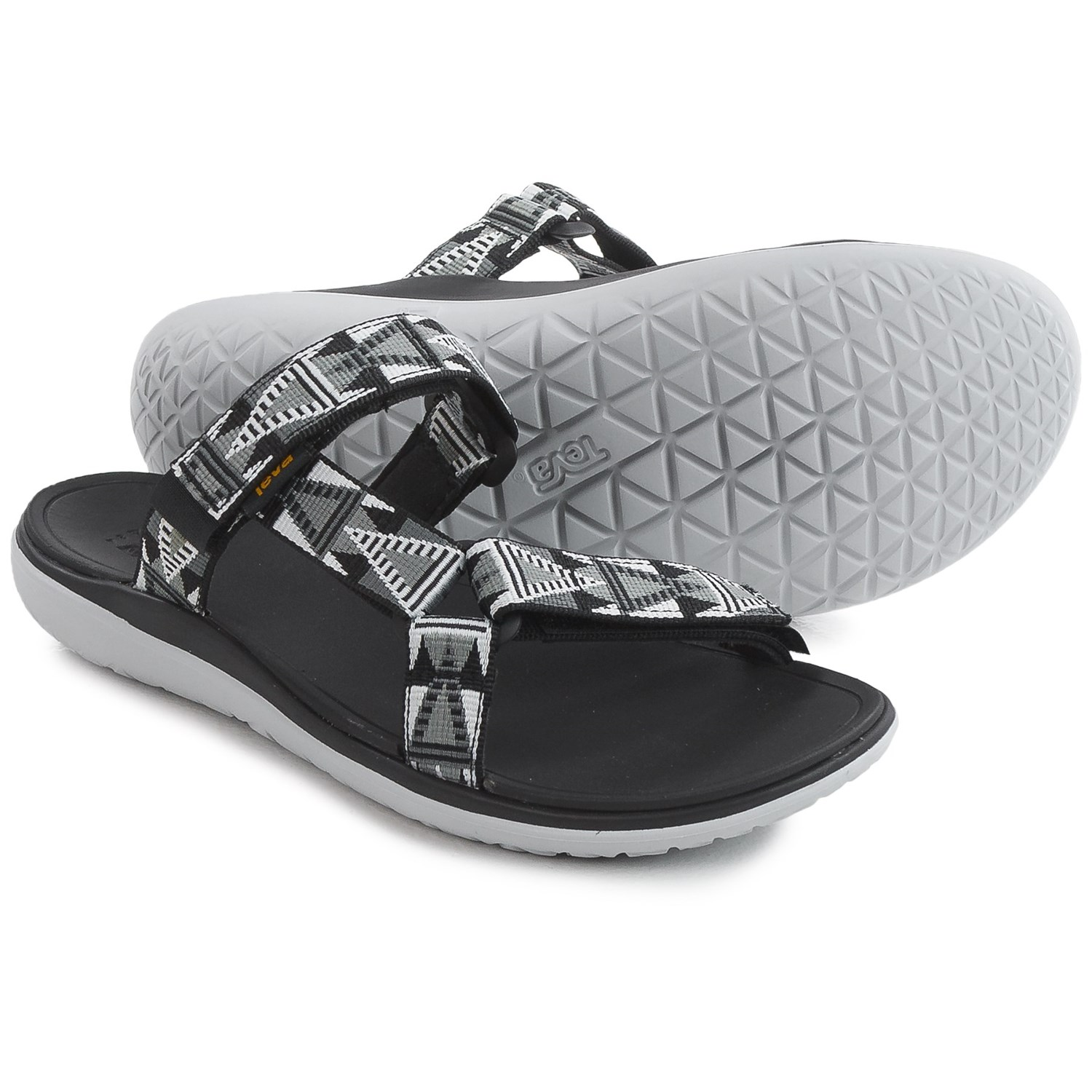 Teva Terra-Float Lexi Sport Sandals (For Women) in Mosaic Black ...