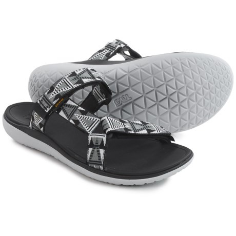 Teva Terra-Float Lexi Sport Sandals (For Women) in Mosaic Black