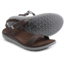 Teva Terra-Float Nova Lux Sandals (For Women) in Brown - Closeouts