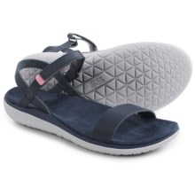 Teva Terra-Float Nova Lux Sandals (For Women) in Navy - Closeouts