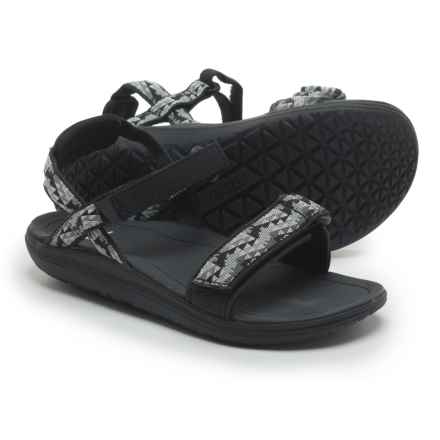 Teva Terra-Float Nova Sport Sandals (For Little Kids) in Palopo Black - Closeouts