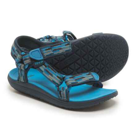 Teva Terra-Float Nova Sport Sandals (For Little Kids) in Tacion Blue - Closeouts