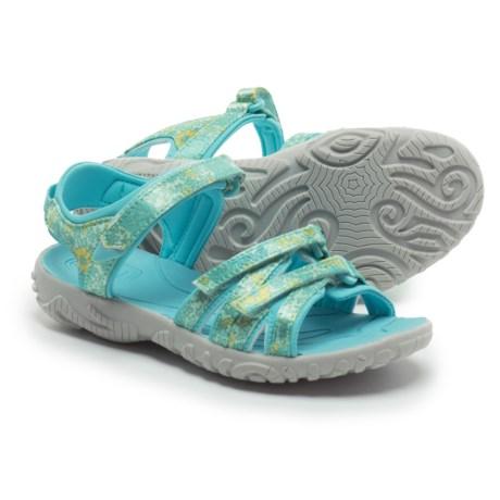 Teva Terra-Float Nova Sport Sandals (For Little Kids) in Turquoise Floral