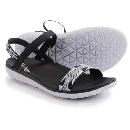 Teva Terra-Float Nova Sport Sandals (For Women) in Black - Closeouts