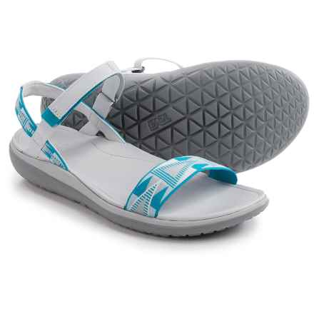 Teva Terra-Float Nova Sport Sandals (For Women) in Grey - Closeouts