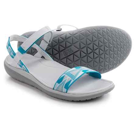 Teva Terra-Float Nova Sport Sandals (For Women) in Grey - Closeouts