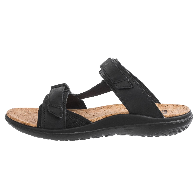 21e9852ca9c0 Teva Terra-Float Slide Lux Sandals (For Men) - Save 54%