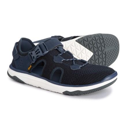 17e5258dadd582 Teva Terra-Float Travel Knit Water Shoe (For Men) in Navy - Closeouts
