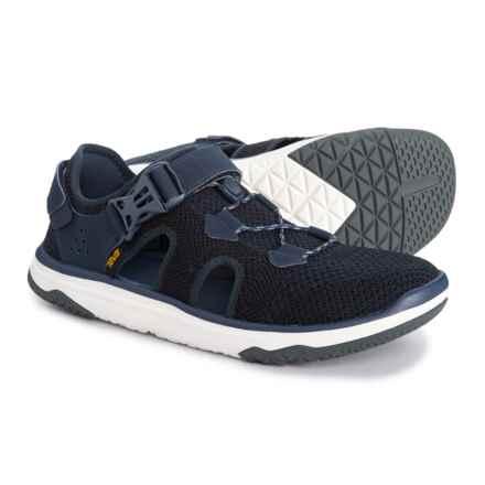 Teva Terra-Float Travel Knit Water Shoe (For Men) in Navy - Closeouts