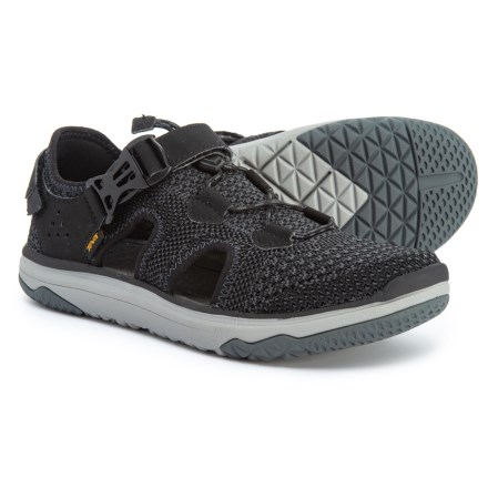 b348c0efbe23 Teva Terra-Float Travel Knit Water Shoes (For Women) in Black - Closeouts