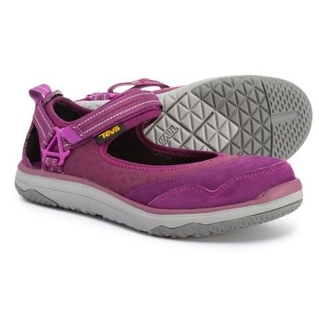 5190dddec1e9 Teva Terra-Float Travel Mary Jane Water Shoes (For Women) in Dark Purple
