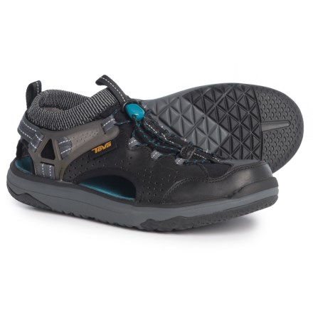 36baf5220188ff Teva Terra-Float Travel Water Shoes (For Women) in Black - Closeouts