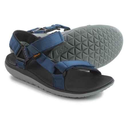 Teva Terra-Float Universal 2.0 Sport Sandals (For Men) in Navy Solid - Closeouts