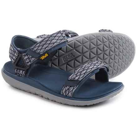 Teva Terra-Float Universal Sandals (For Men) in Navy - Closeouts