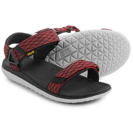 Teva Terra-Float Universal Sandals (For Men) in Red - Closeouts